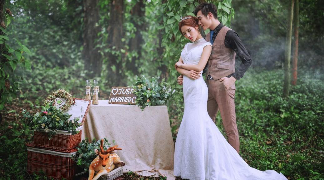 徕丽视觉婚纱摄影