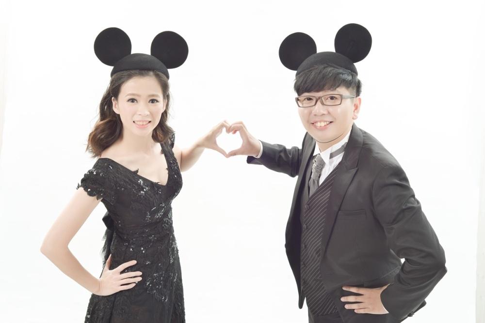 俏皮風格婚紗照-台北婚攝力元爸