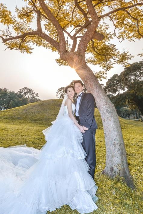 婚紗外拍景點推薦-台北婚攝力元爸