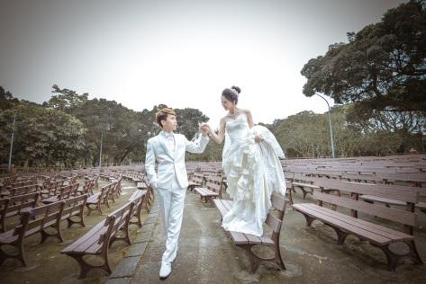台北婚紗景點推薦-婚攝力元爸