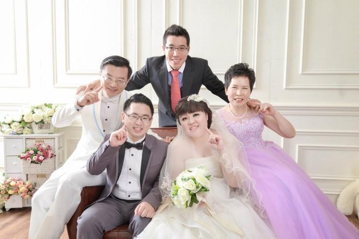 全家福/家庭寫真-台北婚攝力元爸