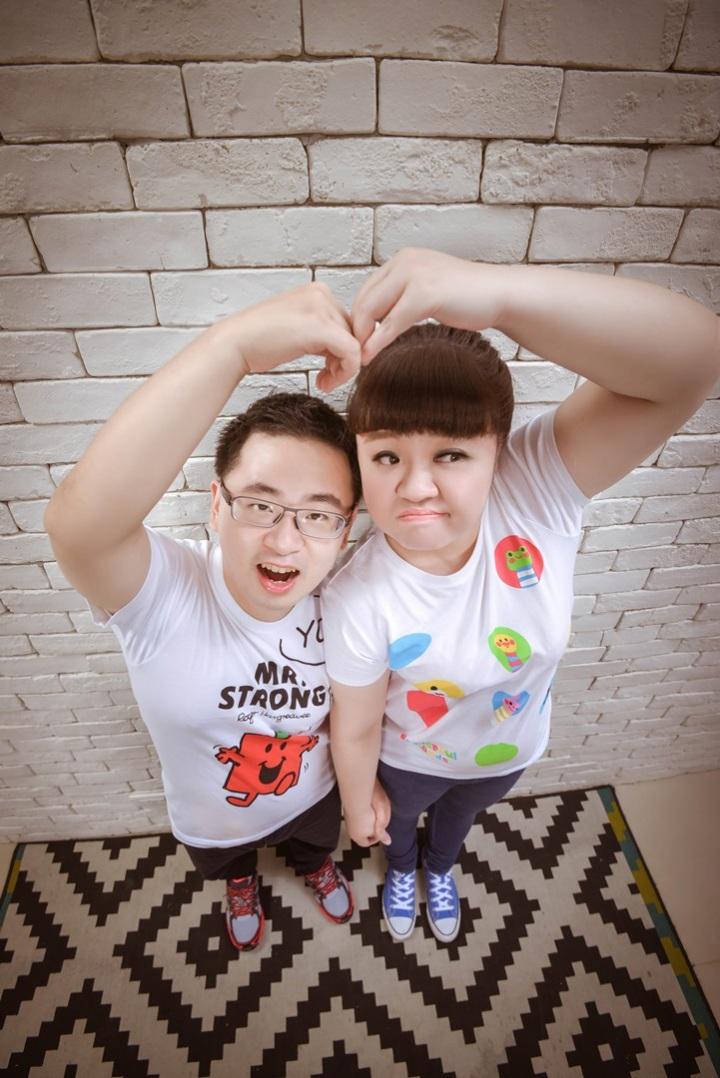 生活便服婚紗照-台北婚攝力元爸