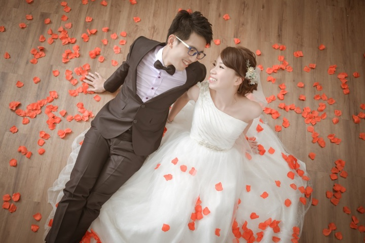 婚紗風格推薦-台北婚攝力元爸
