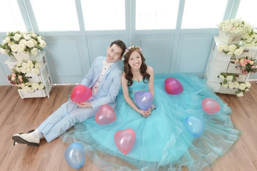 婚紗道具推薦:氣球-台北婚攝力元爸