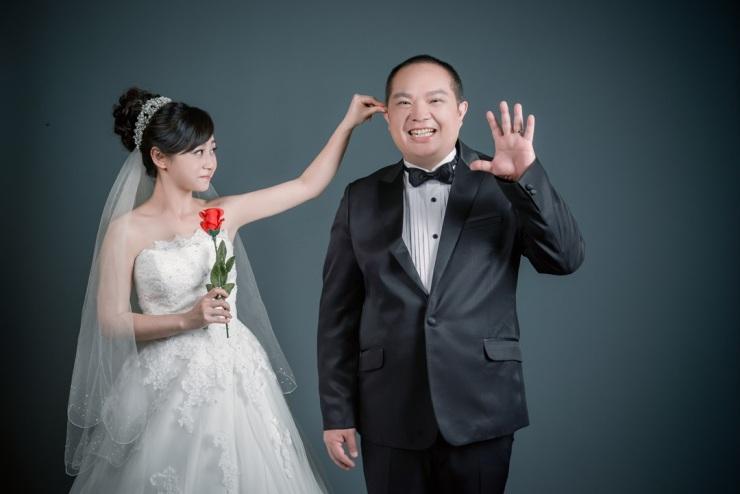 經典素景棚-台北婚攝力元爸