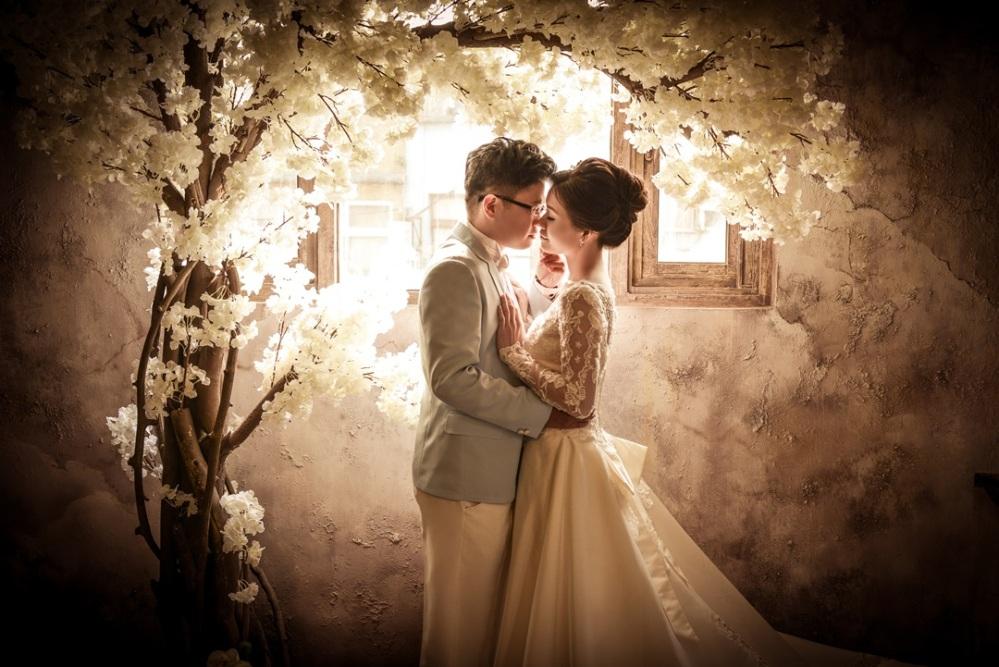 韓風婚紗照-台北婚攝力元爸