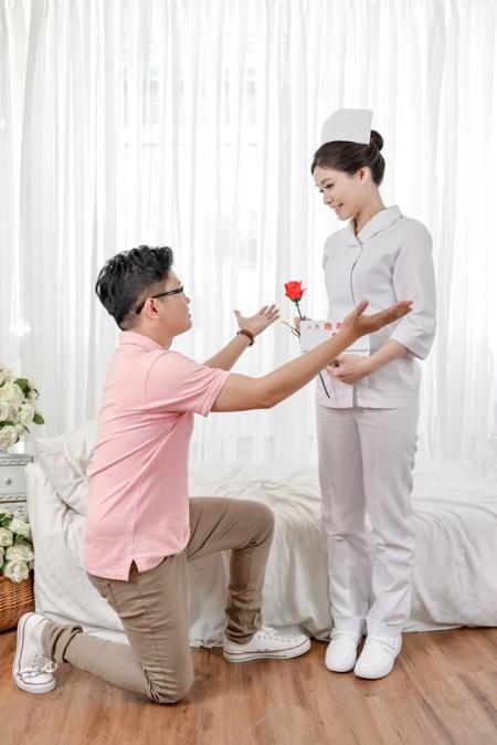 制服系列婚紗照-台北婚攝力元爸