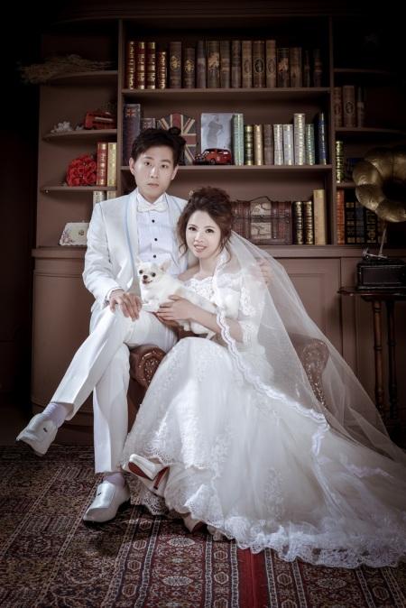 歐風婚紗攝影-台北婚攝力元爸