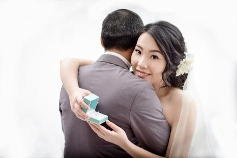 浪漫棚內婚紗照-台北婚攝力元爸