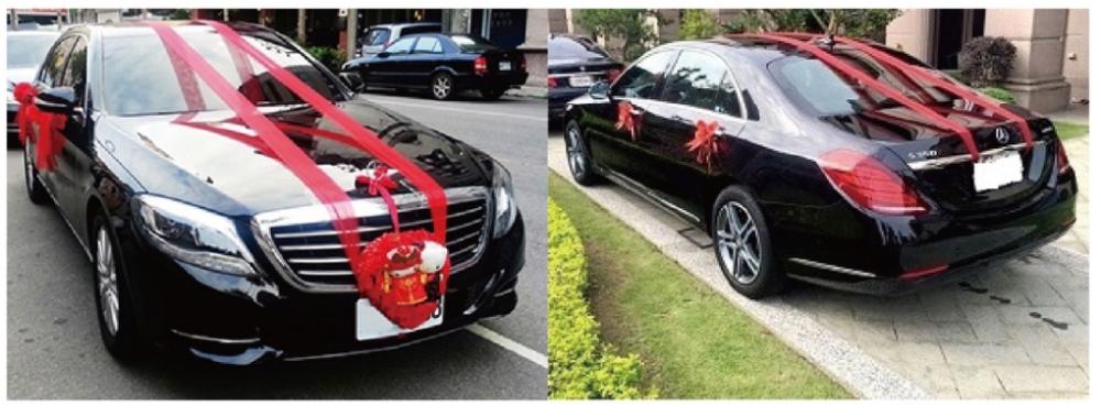 順賓結婚禮車推薦-禮車BENS-350