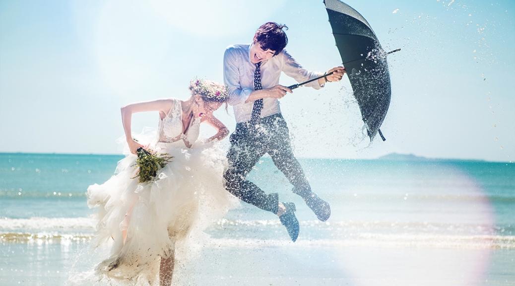 台北婚攝力元爸推薦-三亞婚紗攝影工作室