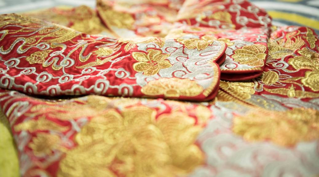 中式婚紗禮服出租